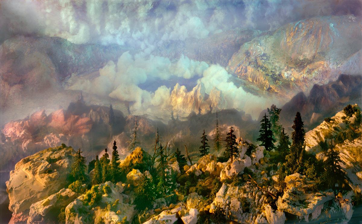 Best of 2013: Kim Keever's Water Tank Diorama Photography: 4470-west-104k-46x72-59x96-72x118-2009.jpg