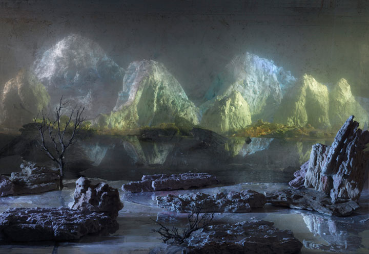 Best of 2013: Kim Keever's Water Tank Diorama Photography: 4489-west-132c1.jpg