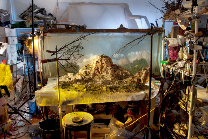 Best of 2013: Kim Keever's Water Tank Diorama Photography: 4507-studio-view-for-west-150e-20091.jpg