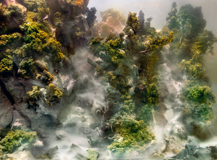 Best of 2013: Kim Keever's Water Tank Diorama Photography: 4600-waterfall-04h-34x44-54x70-72x94-20101.jpg