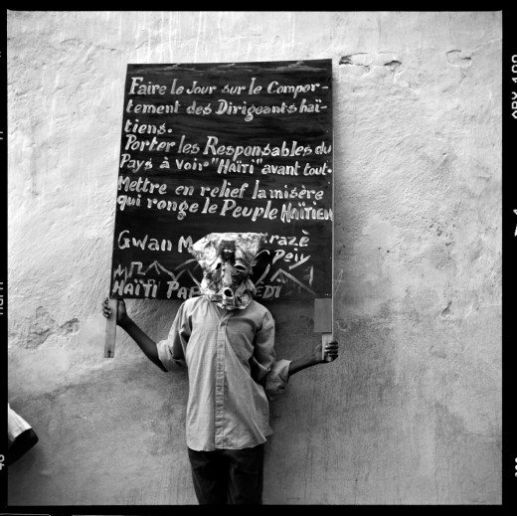 Leah Gordon's Photographs of Kanaval in Haiti: LeahGordonPicasso14.jpeg