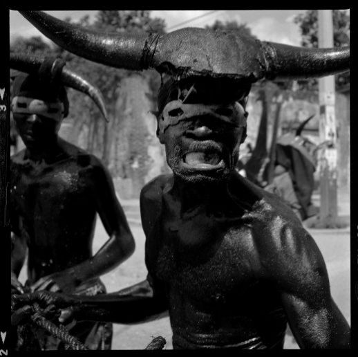 Leah Gordon's Photographs of Kanaval in Haiti: LeahGordonPicasso27.jpeg