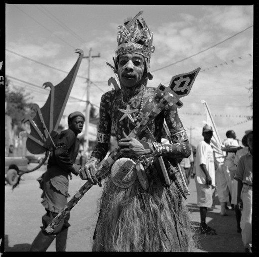 Leah Gordon's Photographs of Kanaval in Haiti: LeahGordonPicasso28.jpeg