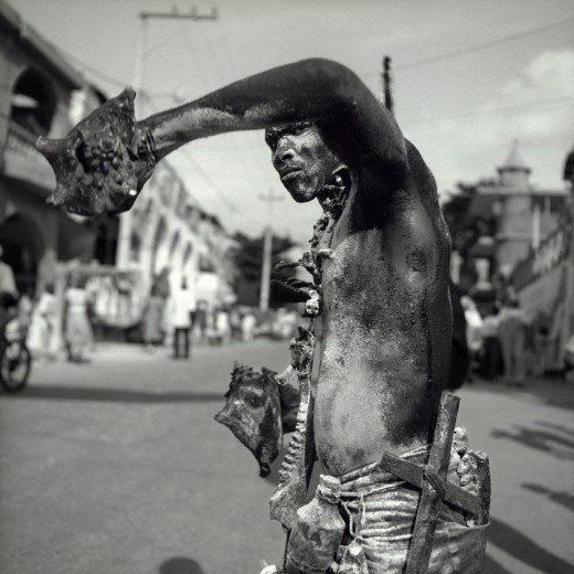 Leah Gordon's Photographs of Kanaval in Haiti: leahgordonpicasso4.jpg