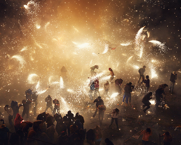 The National Pyrotechnic Festival Photographed by Thomas Prior: 1.jpg
