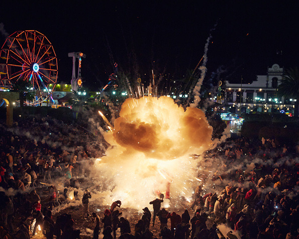 The National Pyrotechnic Festival Photographed by Thomas Prior: 3.jpg