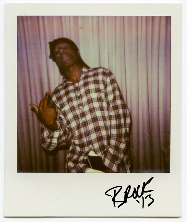 The Impossible Project: Juxtapoz' Brock Fetch: ASAP-Rocky-3.jpg