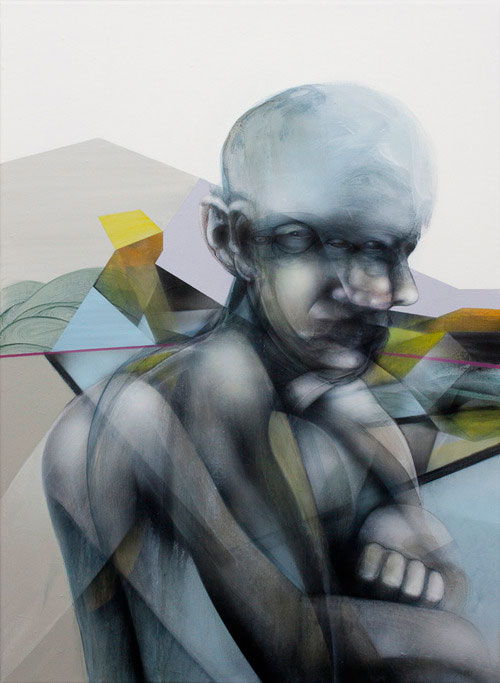 Paintings by John Reuss: Juxtapoz-JohnReuss-09.jpg