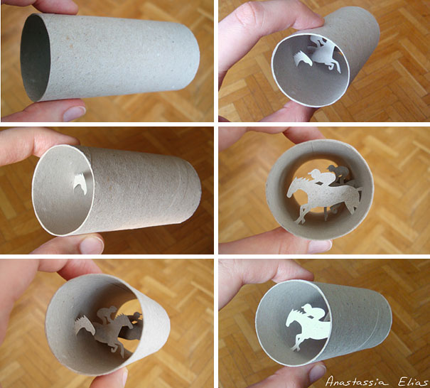 Toilet Paper Roll Art by Anastassia Elias: toilet-paper-art-anastassia-elias-1-2.jpg