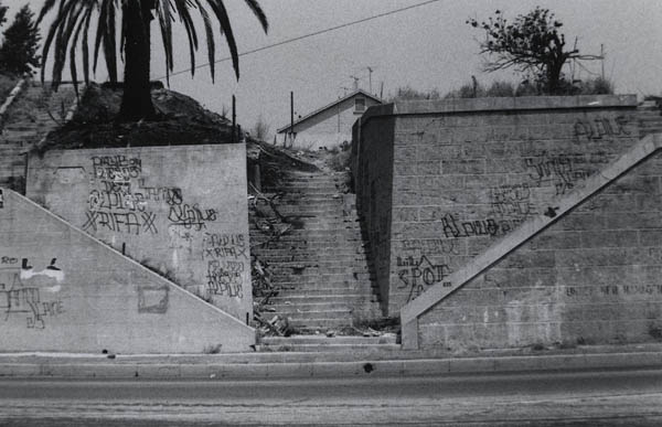 FRIDAY SPOTLIGHT:  70s Los Angeles Chicano gang graffiti photography by Howard Gribble: jux_howard_gribble16.jpg