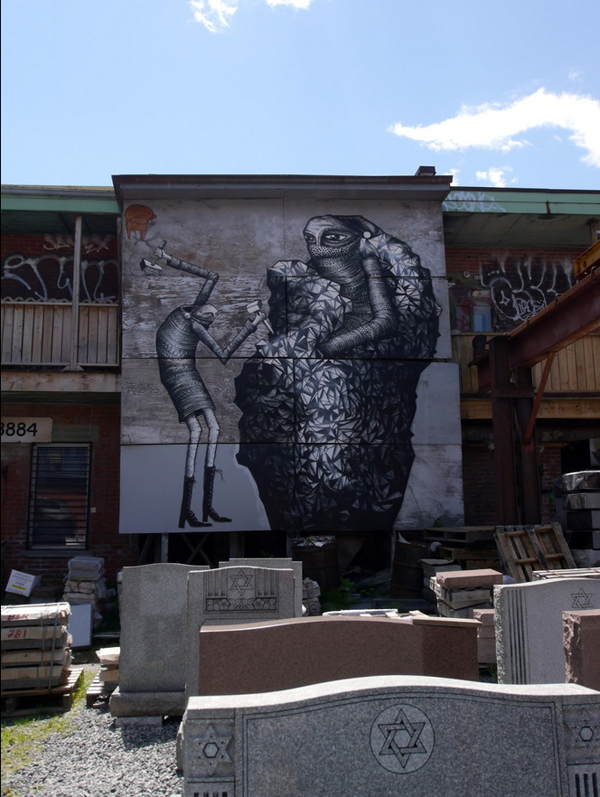 2 new walls from Phlegm in Montreal: jux_phlegm5.png