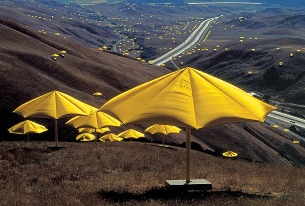The Environmental art of Christo and Jeanne claude: jux_christo_jeanne_claude1.jpg