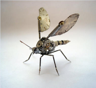 A Mechanical Mind's Tiny Steampunk Insects: 2993.jpg