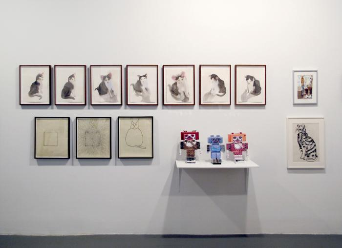 The Cat Show @ White Columns, New York: 91033_ca_object_representations_media_7591_large.jpg