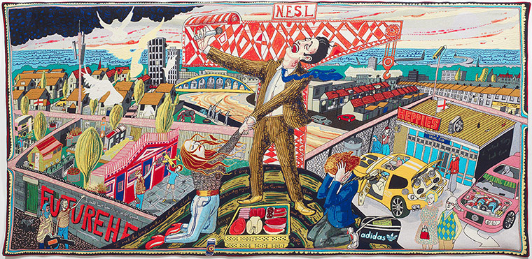 Grayson Perry's Tapestries: Grayson-Perry-002.jpg