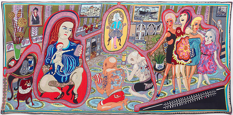 Grayson Perry's Tapestries: Grayson-Perry-003.jpg