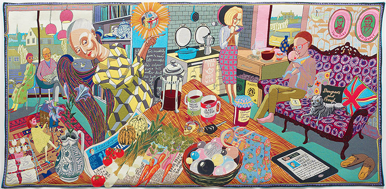 Grayson Perry's Tapestries: Grayson-Perry-004.jpg