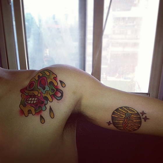 Bizarre Tattoos by YEH5050: yeh5050_01.jpg