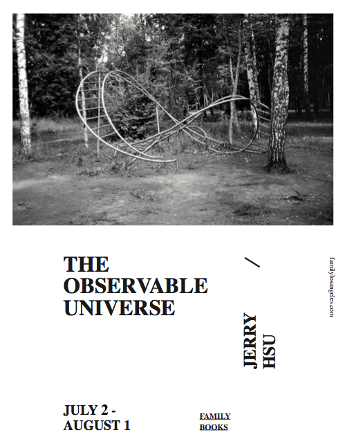 "Jerry Hsu ""The Observable Universe"" @ Family Bookstore, Los Angeles: tumblr_mpbrab5Xeq1qad74xo1_500.jpg"