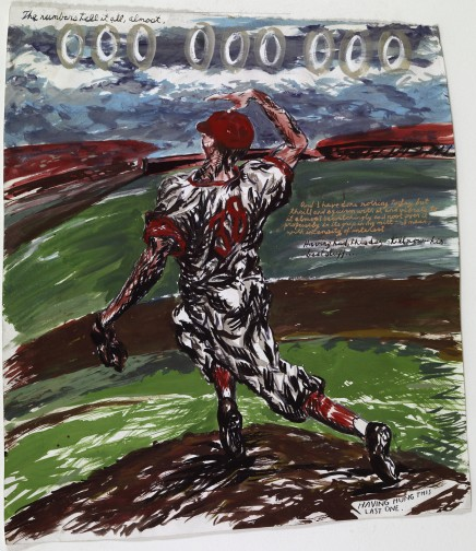 Raymond Pettibon on Baseball: 2007-PETRA1344-200.jpg