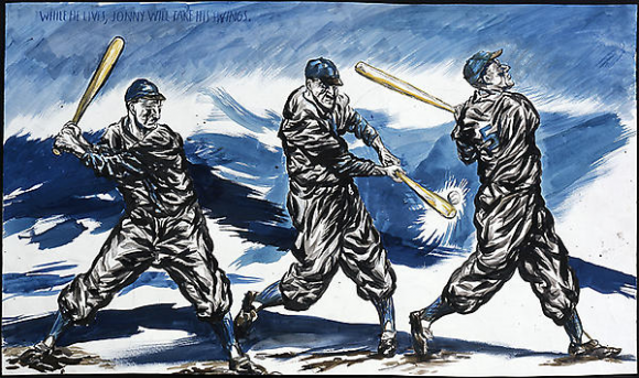 Raymond Pettibon on Baseball: Picture-62-580x343.png