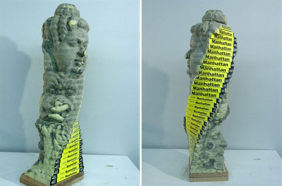 Recycled Book Sculptures by Long-Bin Chen: gallery2.jpg