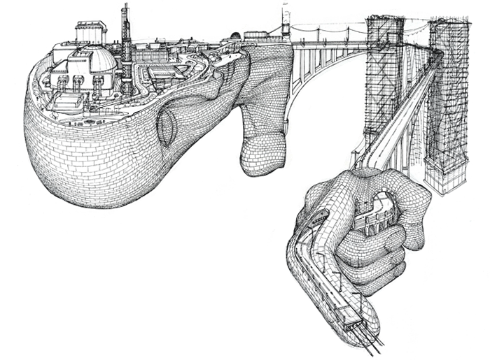Impossible Architectural Illustrations by Toby Melville-Brown: ppe_head_2048.png