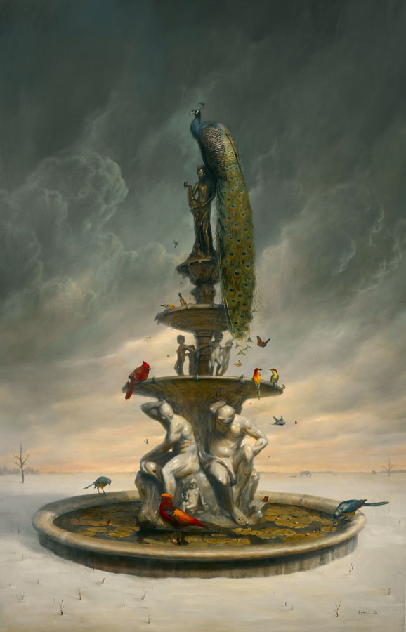 Martin Wittfooth's Tooth and Claw: martin10.jpg