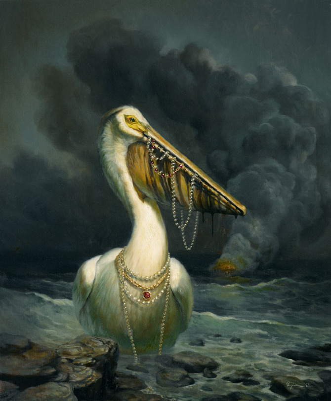 Martin Wittfooth's Tooth and Claw: martin11.jpg