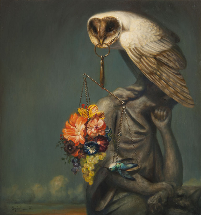 Martin Wittfooth's Tooth and Claw: martin15.jpg