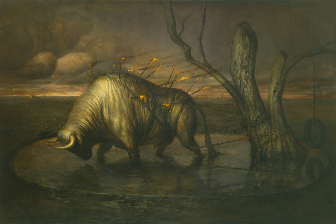 Martin Wittfooth's Tooth and Claw: martin20.jpg