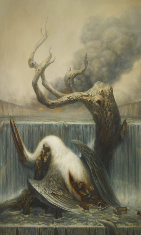 Martin Wittfooth's Tooth and Claw: martin24.jpg