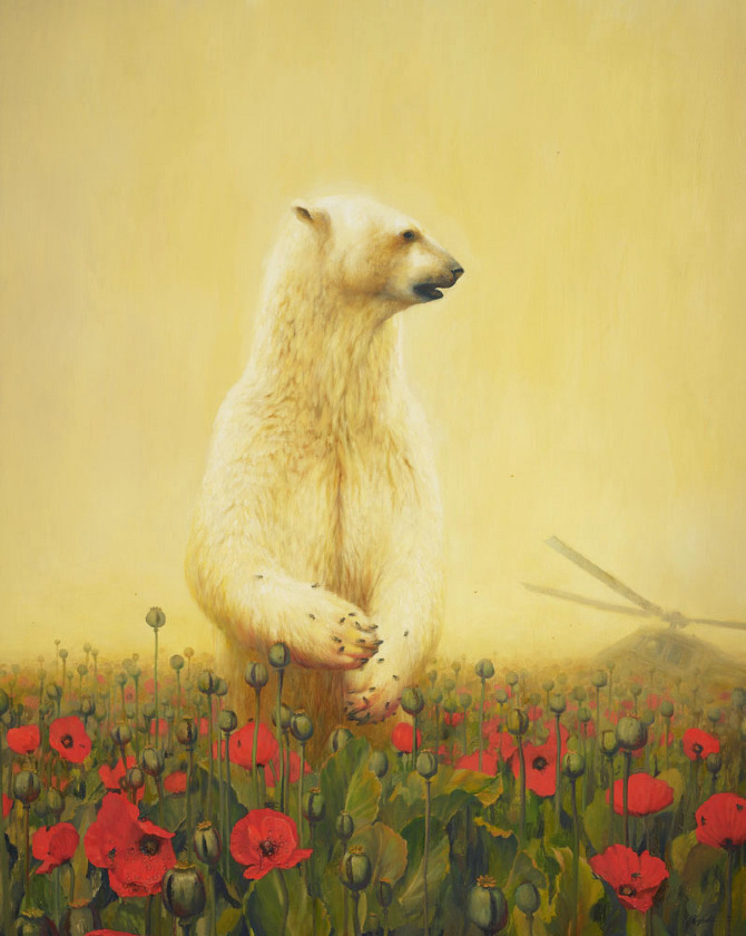 Martin Wittfooth's Tooth and Claw: martin5.jpg