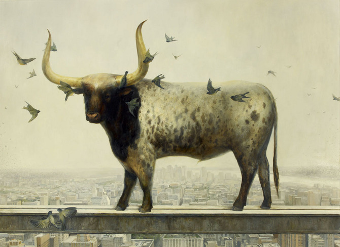 Martin Wittfooth's Tooth and Claw: martin6.jpg