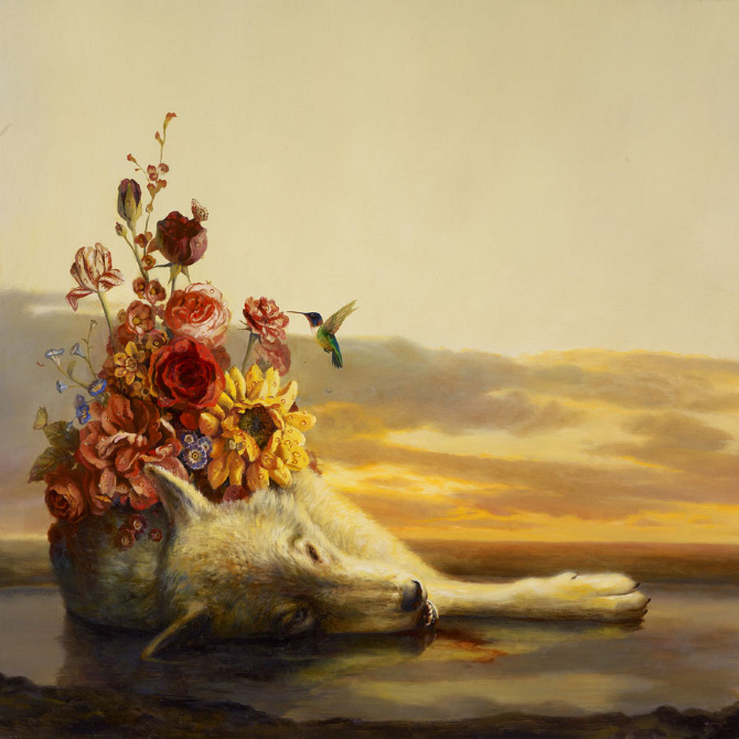Martin Wittfooth's Tooth and Claw: martin7.jpg