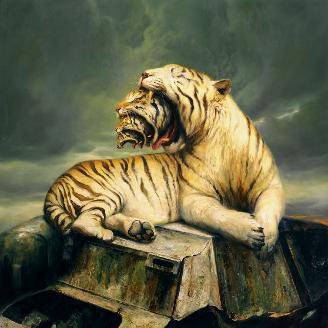 Martin Wittfooth's Tooth and Claw: martin8.jpg