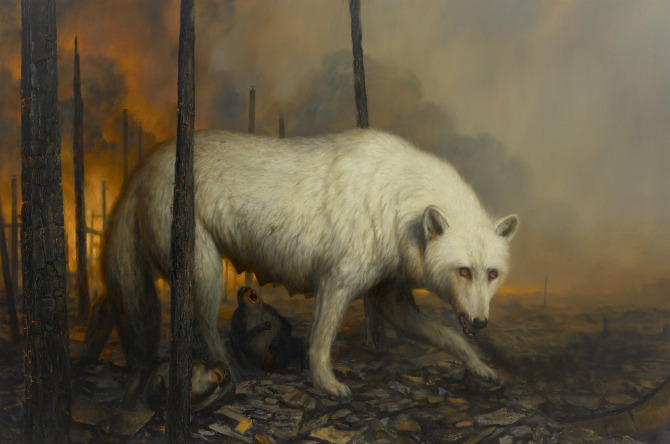 Martin Wittfooth's Tooth and Claw: martin9.jpg