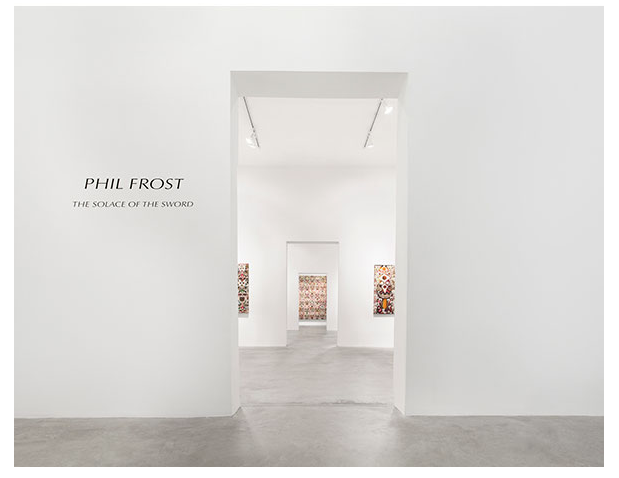 "Phil Frost ""The Solace of the Sword"" @ Ace Gallery, LA: Screen shot 2013-07-08 at 2.54.16 PM.png"