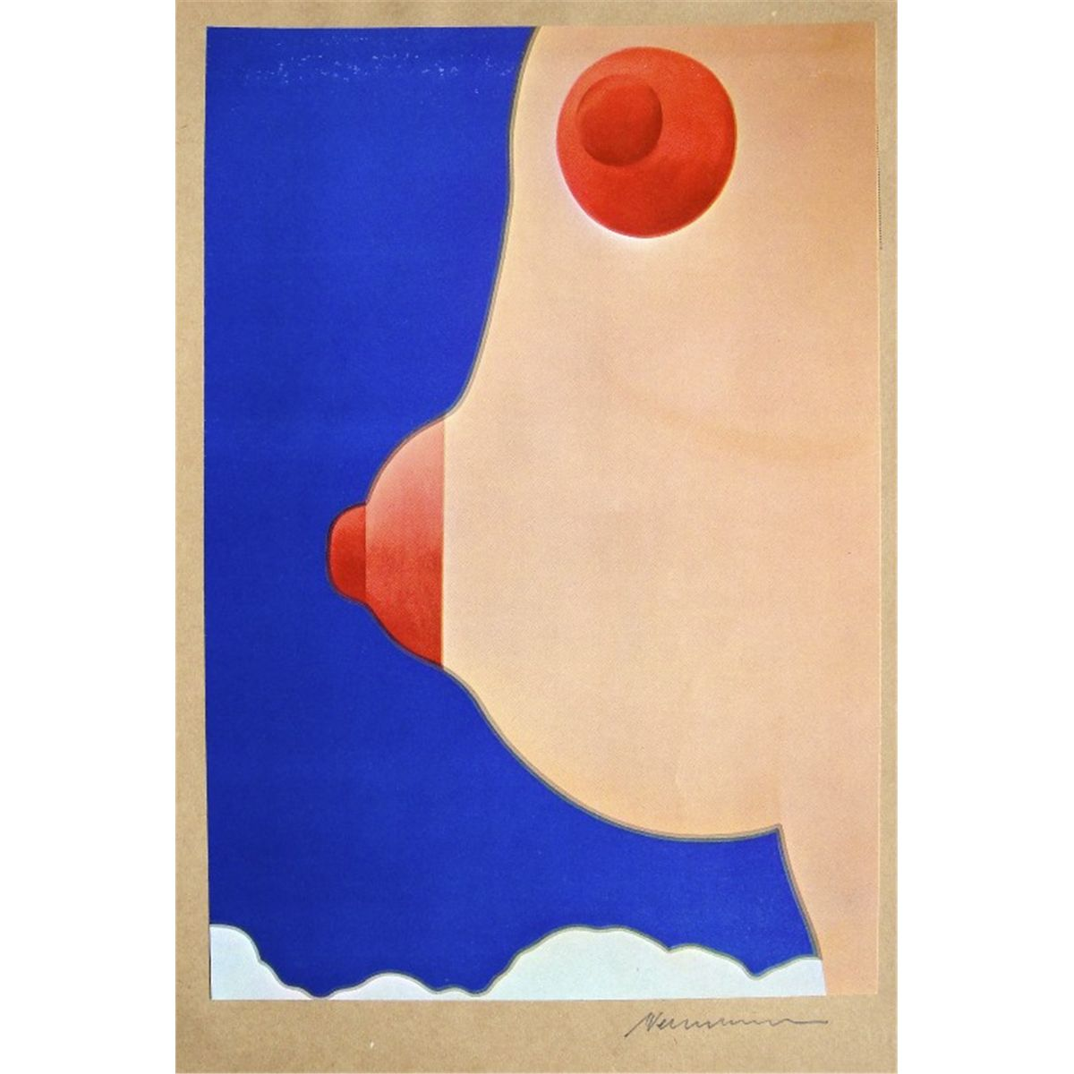 Tom Wesselmann's Pop Art Nudes: 12022090_1.jpg
