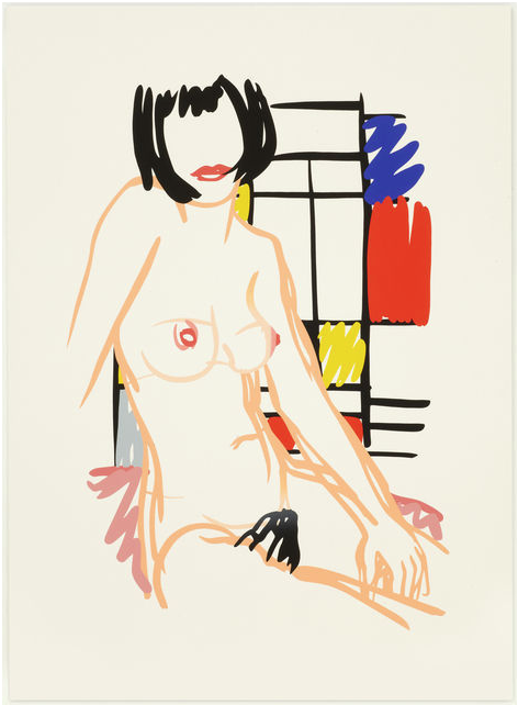 Tom Wesselmann's Pop Art Nudes: 16-TOM-WESSELMANN.png