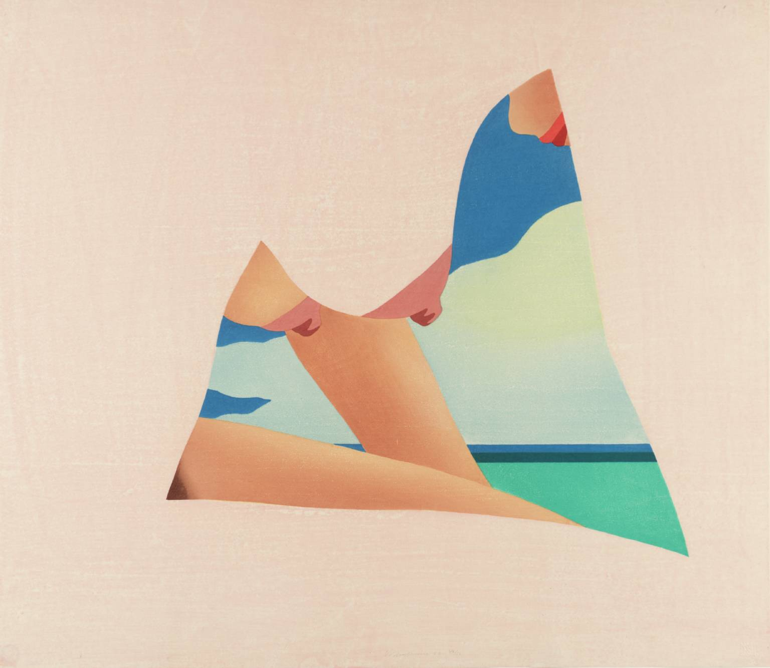 Tom Wesselmann's Pop Art Nudes: P07760_10.jpg