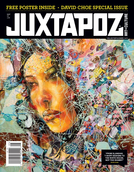 David Choe: Special Signing w/Juxtapoz @ Comic-Con, San Diego: 6.jpg