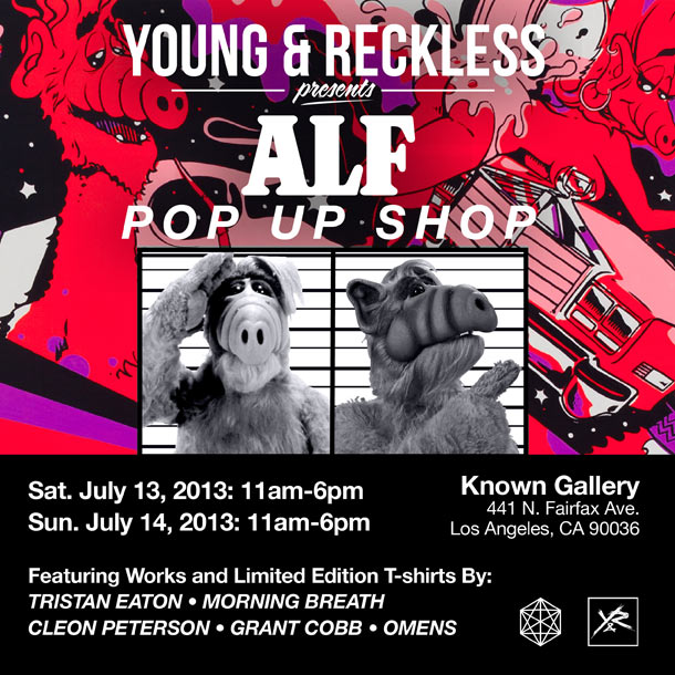 "Young & Reckless: An ""Alf"" pop-up show @ Known Gallery, LA: yr_alf_party-popupflyer2_instagramsquare-01.jpg"