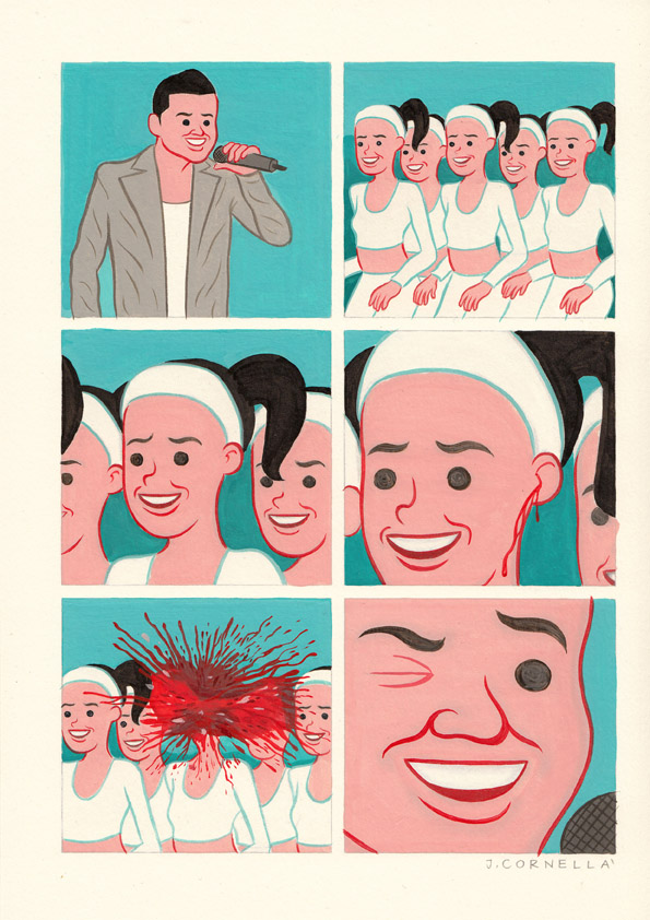 Update: Borderline Disturbing Comics from Joan Cornella: LOVEMEDO.jpg