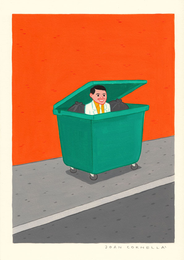 Update: Borderline Disturbing Comics from Joan Cornella: afterbeckett.jpg