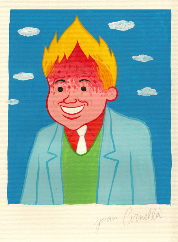 Update: Borderline Disturbing Comics from Joan Cornella: coiffire.jpg