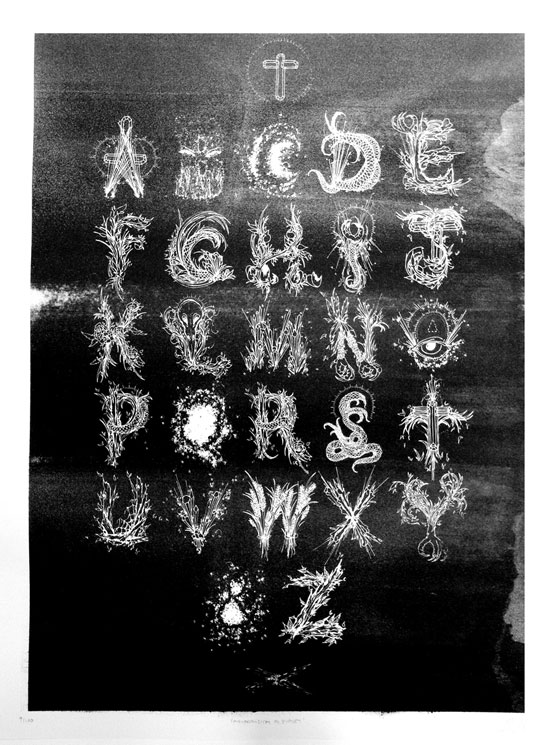 Hannah Stouffer's 'Metaphysical Alphabet': photo-12.jpg