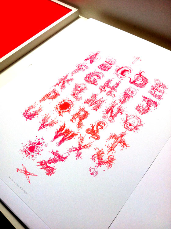 Hannah Stouffer's 'Metaphysical Alphabet': photo-3.jpg