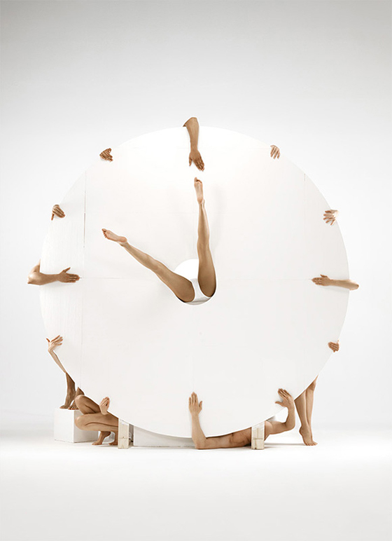 Romain Laurent and the Human Clock: human-clock.jpg
