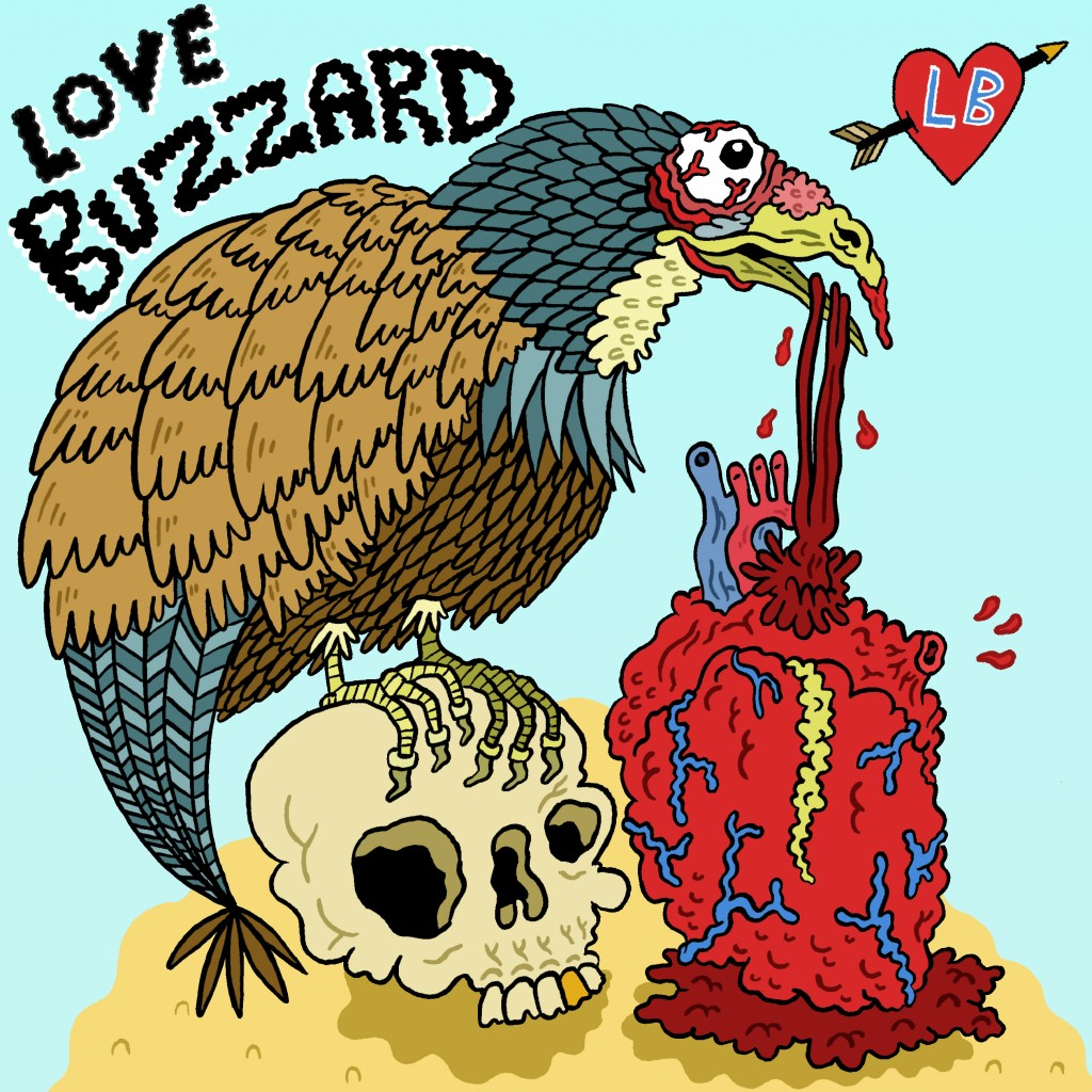Works by Russell Taysom: lovebuzzard-1024x1024.jpg
